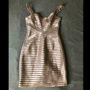 Chrome BCBG dress size 4/ medium